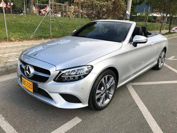 Mercedes Benz C200 Cabriolet 2019