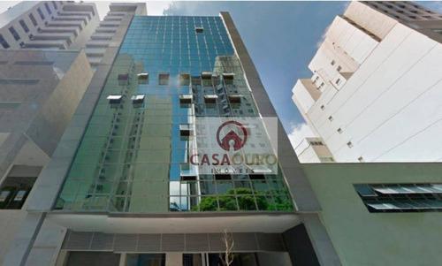Imagem 1 de 14 de Sala À Venda, 115 M² Por R$ 1.090.000,00 - Centro - Belo Horizonte/mg - Sa0044