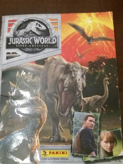 Álbum Jurassic World