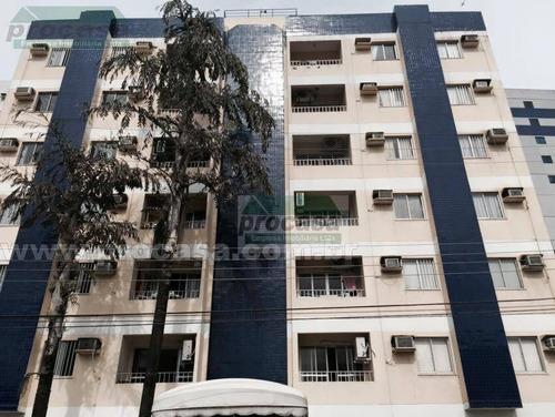 Imagem 1 de 23 de Apartamento Com 3 Dormitórios À Venda, 100 M² Por R$ 450.000,00 - Nossa Senhora Das Gracas - Manaus/am - Ap0753