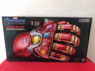Guante Infinito Avengers Endgame Legends Hasbro Tony Stark