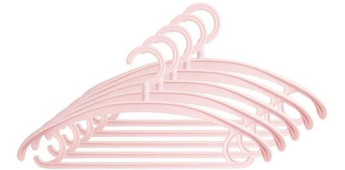 Imagen 1 de 7 de 360perchas Giratorias De Plástico (10 Unidades)
