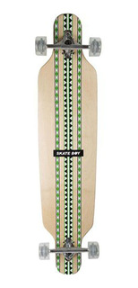 Skate Longboard Truck Blindado Completo Profissional 821