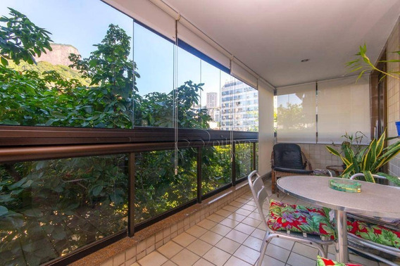 Apartamento Com 2 Dormitórios À Venda, 83 M² Por R$ 2.400.000,00 - Leblon - Rio De Janeiro/rj - Ap7991