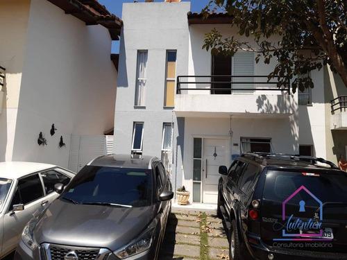 Imagem 1 de 30 de Casa Com 3 Dormitórios À Venda, 100 M² Por R$ 596.000,00 - New Village - Cotia/sp - Ca0961