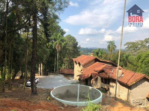 Imagem 1 de 30 de Sítio Com 5 Dormitórios À Venda, 28250 M² Por R$ 1.200.000,00 - Rio Acima - Mairiporã/sp - Si0030