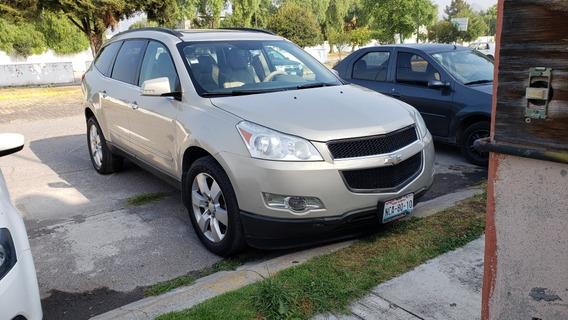 Chevrolet Traverse B Aa Qc Dvd At 2010