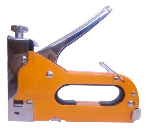Imagen 1 de 5 de Engrapadora Corchetera Profesional 4-14mm 3 En 1 +grapas
