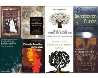 Psicogenealogía. Transgeneracional. Colección 21 Libros @@@