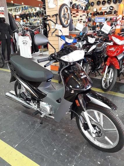 Mondial Ld 110cc A/d Okm Tamburrino Motos