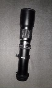 Lente Bower 500mm F8.0