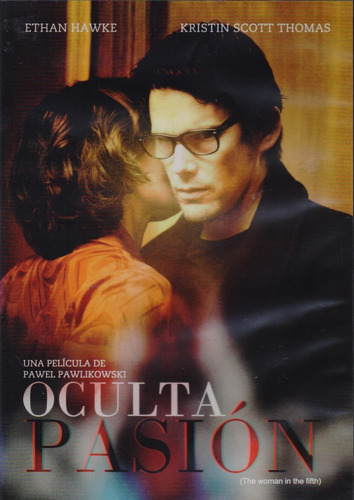 Oculta Pasion The Woman In The Fifth Pelicula Dvd