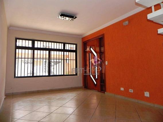 Sobrado Com 3 Dormitórios À Venda, 133 M² Por R$ 585.000 - Rudge Ramos - São Bernardo Do Campo/sp - So0323