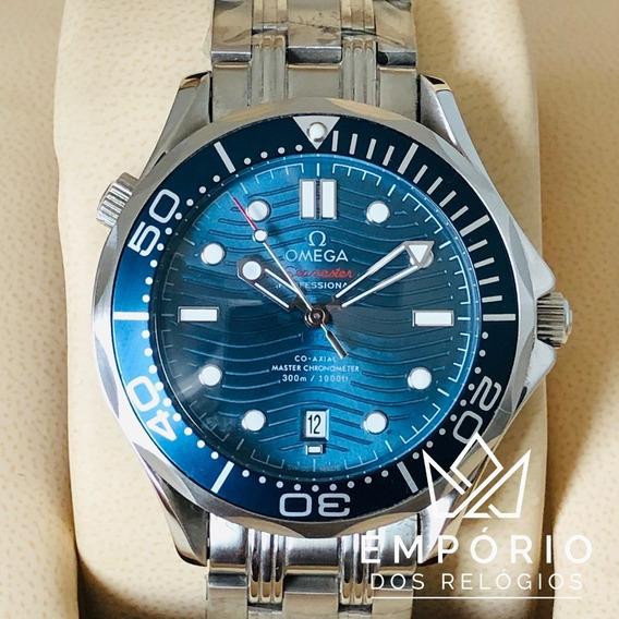 Relógio Omega Seamaster Diver 300m Azul