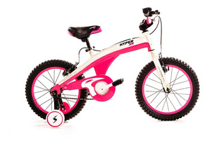 Bicicleta Nena Niña Rod 12 Stark Hyper Xr Ruedas Rueditas