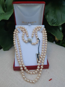 a7ead4332ea8 Collar De Perlas De Mallorca - Joyería en Mercado Libre Chile