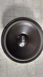 Wofer Gbr 250w 4 Ohms Rsw1220.4