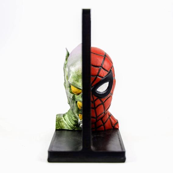 Homem Aranha Vs Duende Verde Marvel - Ilusão Espelho Mágico
