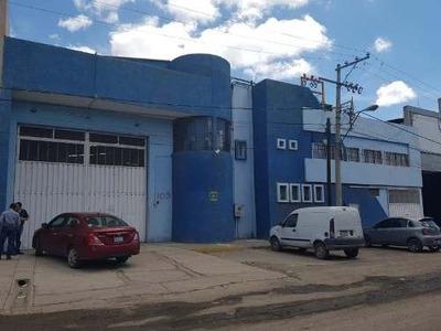 Bodega Industrial En Renta Industrial San Crispin