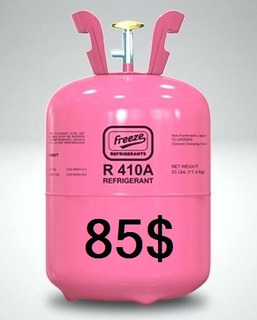 Gas Refrigerante R410, R410a Cilindro 11,3 Kg