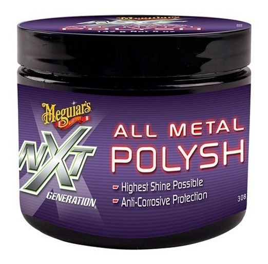 Polidor De Metais Nxt Generation All Metal Polysh Meguiars G