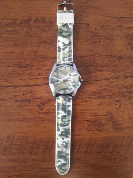 Relógio Masculino Quik Silver Camuflado.