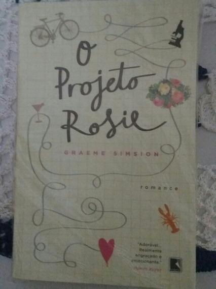 Livro: O Projeto Rosie - Graeme Simsion