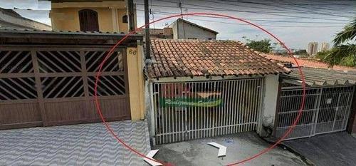 Imagem 1 de 4 de Linda Casa Com Edicula Á Venda No Jardim São Luiz. - Ca6145