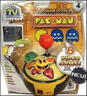 Pac-man Gold Edition # 4 Namco Colección De 8 Juegos Arcade