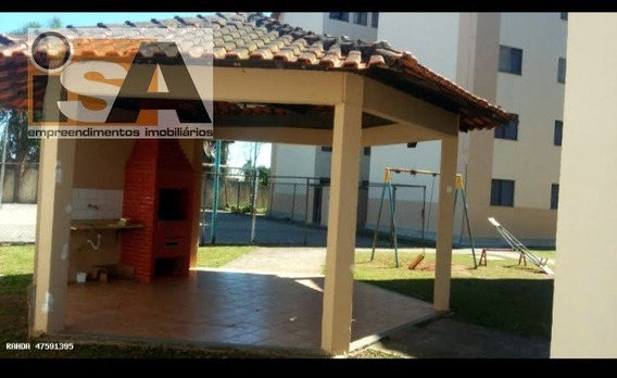 Apartamento Em Cidade Boa Vista - Suzano, Sp - 3095