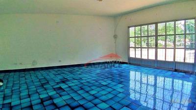 Casa Residencial À Venda, Ótima Localização Na Vila Guiomar, Santo André. - Ca0084