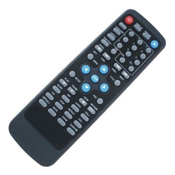 Controle Remoto Dvd Cce Dvd-540usx / Dvd-560usx / Dvd-568usx