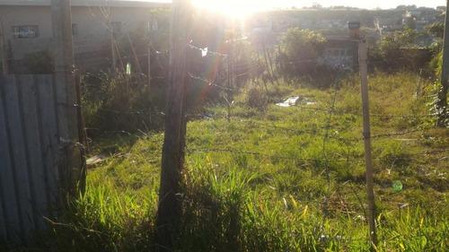 Imagem 1 de 4 de Terreno À Venda, 125 M² Por R$ 70.000 - Jardim Margarida - Mogi Das Cruzes/sp - Te0419