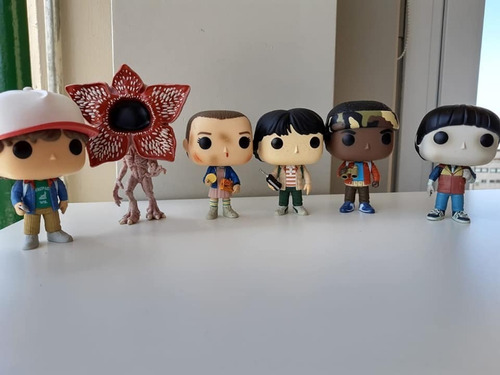 Lote Figuras Accion Funko Pop Strangers Things