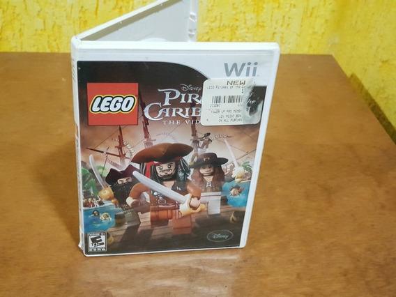 Lego Pirates Caribean Usado Nintendo Wii.