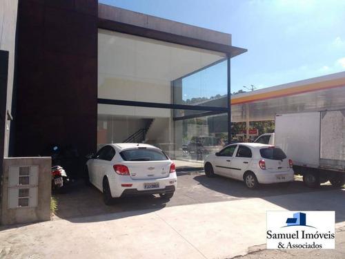 Imagem 1 de 9 de Loja Para Alugar, 212 M² Por R$ 24.798,00/mês - Vila Cruzeiro - São Paulo/sp - Lo0147