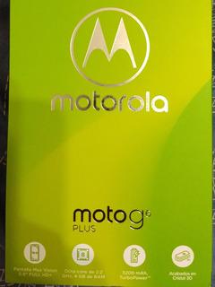 Motorola G6 Plus Nuevo
