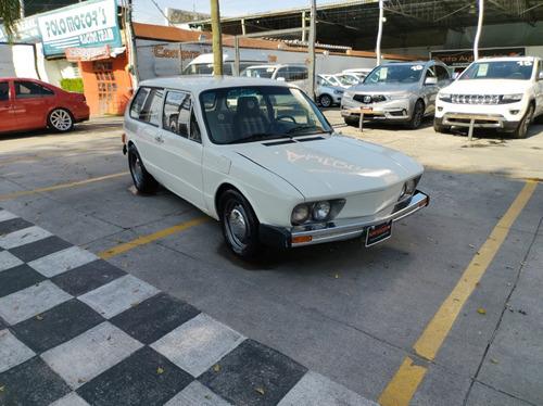Imagen 1 de 14 de Volkswagen Brasilia 1981 Blanca