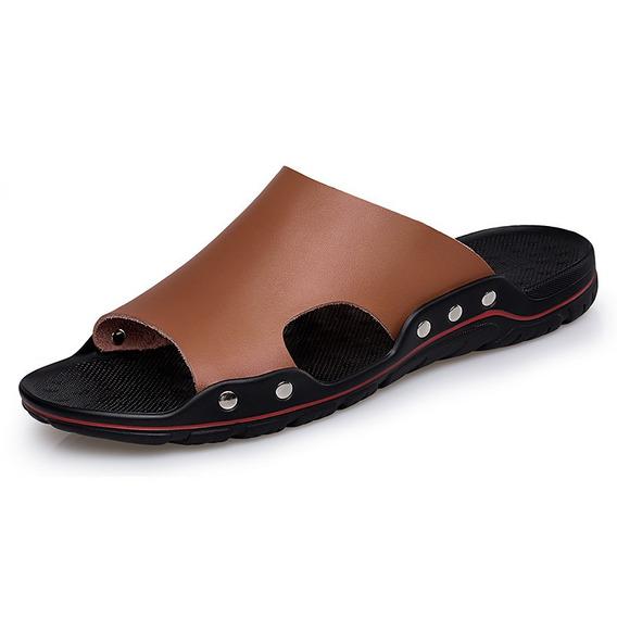 Sapatos Masculinos Zunyu Verão Flat 2019 Verão Homem Sapatos