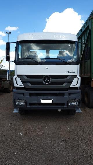 Mercedes Axor 3344 Plataforma Traçado Canavieiro 2013 200000