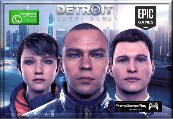 Detroit Become Human | Pc Epic Games