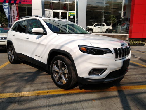 Jeep Cherokee Limited Plus 4x2