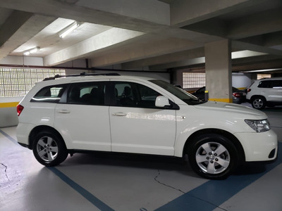 Dodge Journey Sxt 3.6 V6 2012 - Único Dono