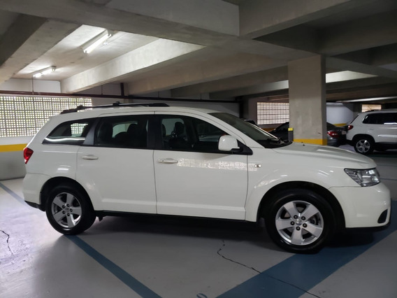 Dodge Journey Sxt 3.6 V6 2012 - Único Dono