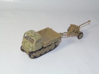 Tracto Camión Oruga Alemán 2 Guerra Mundial Rso/01 1:72