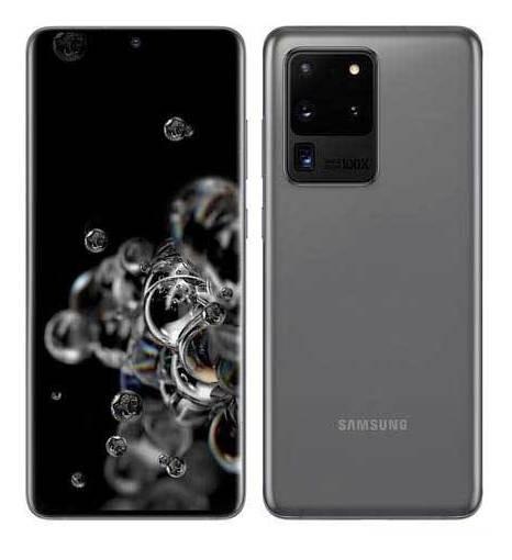 Samsung Galaxy S20 Ultra Gray 6,9 4g 128gb - Sm-g988bza3zto
