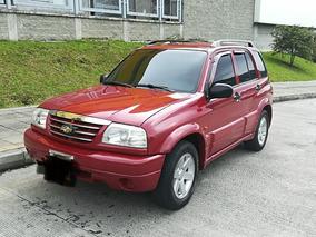 Chevrolet Grand Vitara 2.0 Rojo