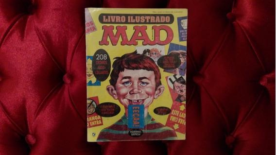 Revista Mad - Album De Figurinhas - Super Raro Colecionador