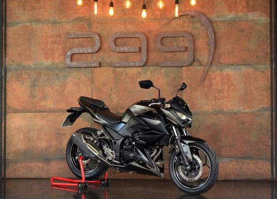 Kawasaki Z 300 - 2015/2016