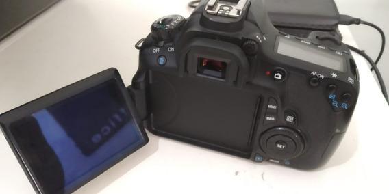 Camera Canon Eos 60d Dslr